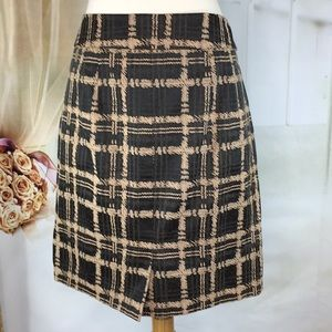 Ann Taylor Skirts - Ann Taylor Plaid Career Skirt
